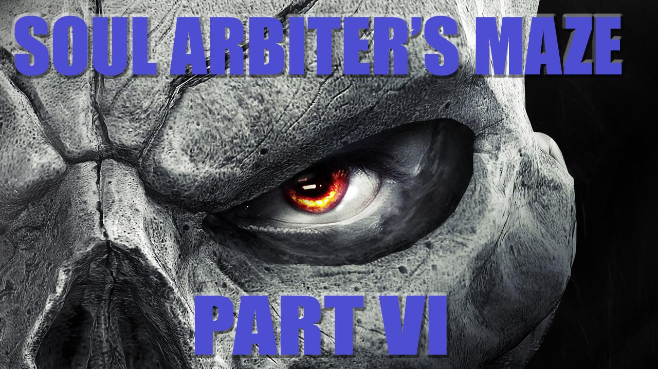 Darksiders II - Soul Arbiter's Maze Side Quest Walkthrough - Part 6