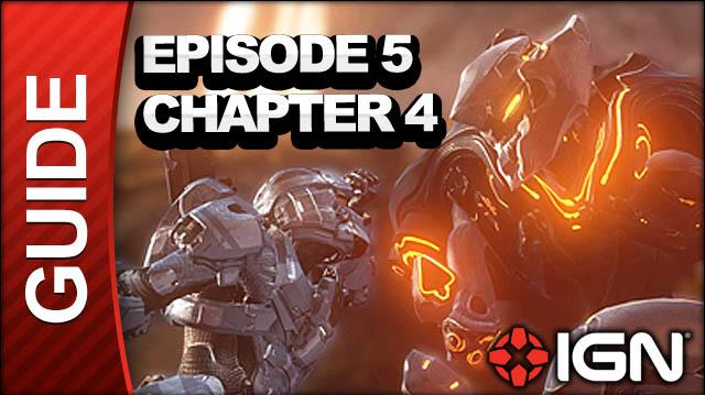 Halo 4 - Spartan Ops Memento Mori Legendary Walkthrough Part 4 - The Cauldron Base