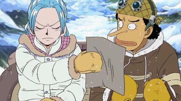 One Piece - Episode 82 - Dalton's Resolve! Wapol's Corps Land On the Island!