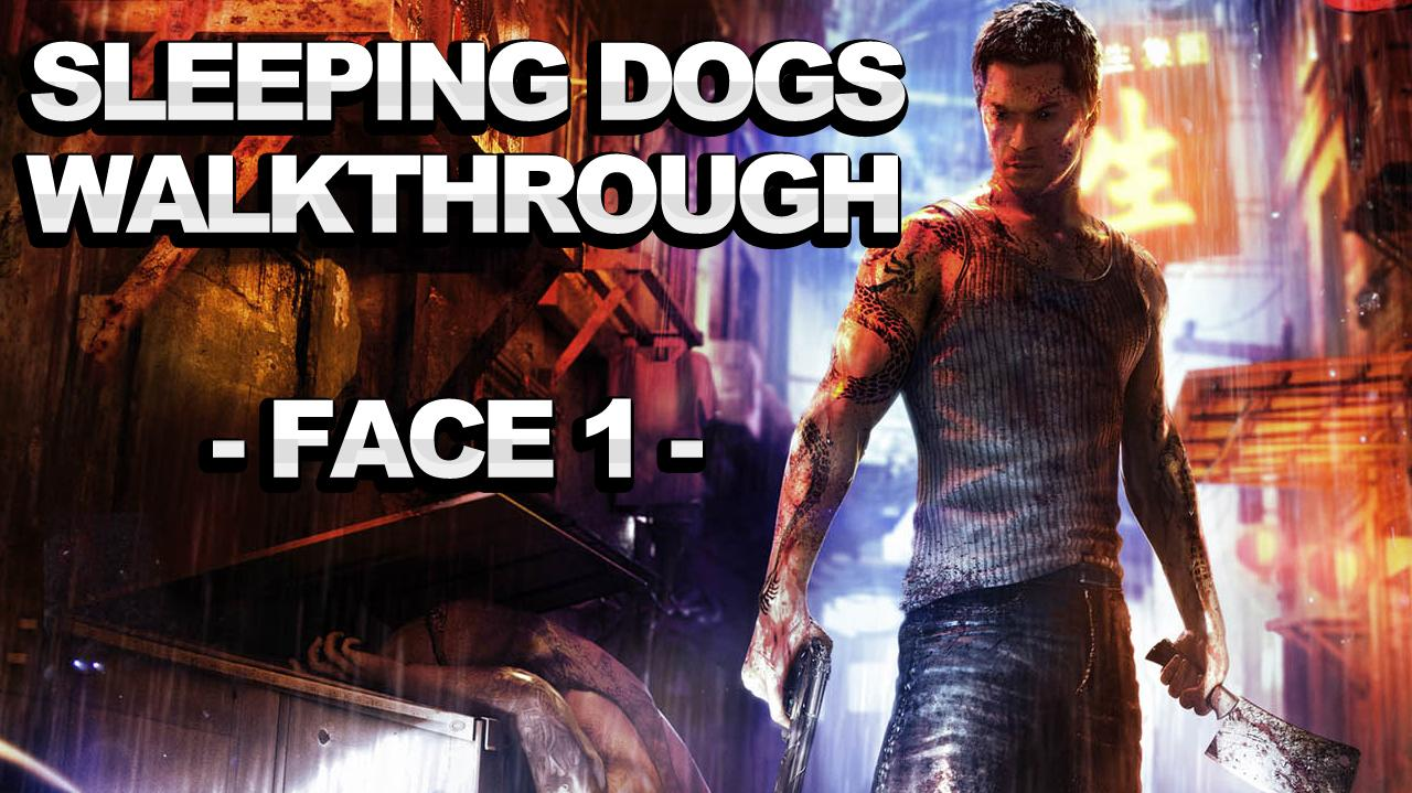 Sleeping Dogs - Face Side Mission 1 - Cheaters Never Prosper