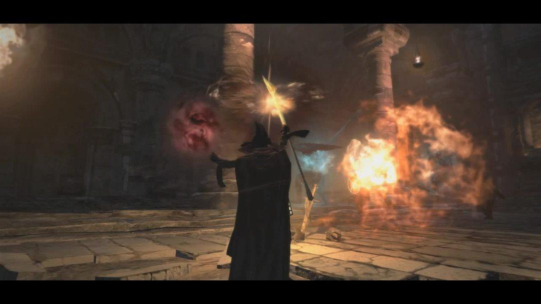 Dragon's Dogma Dark Arisen - Sorcerer Trailer