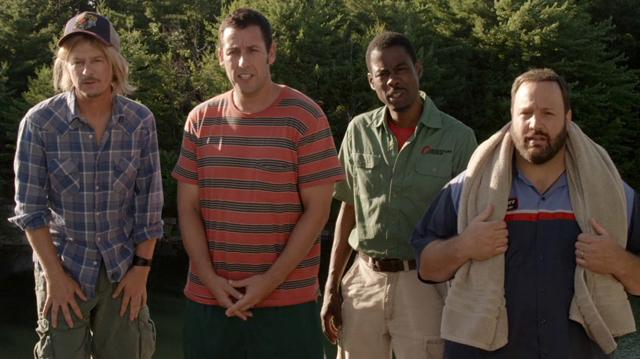 "Grown Ups 2 - ""Handshake"" Clip"