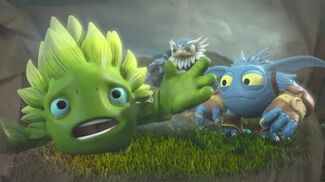 Skylanders Trap Team - The Discovery Trailer - E3 2014