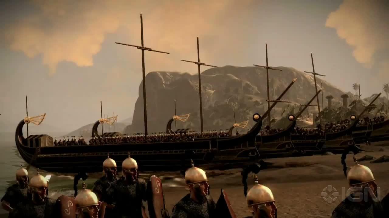 Total War Rome II Unmaking of Carthage Dev Diary