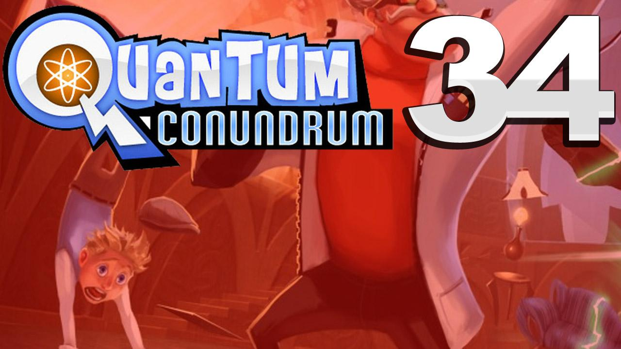 Quantum Conundrum The Safe-est Way To Travel Gameplay Walkthrough (Part 34 51)