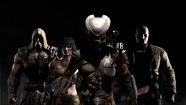 Mortal Kombat X Predator, Tanya, and Tremor Reveal