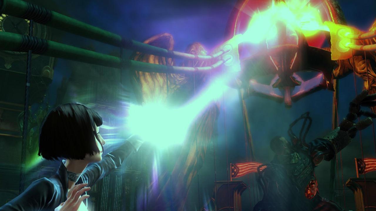 BioShock Infinite Video Demo