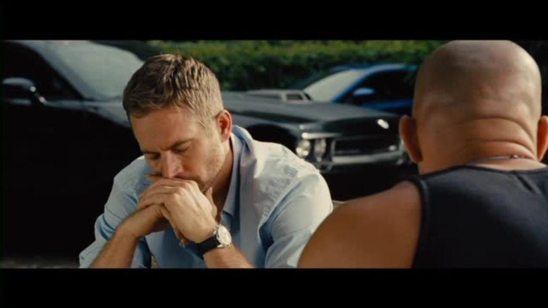 Fast & Furious 6 Clip - Mia & Brian