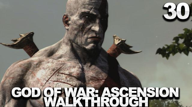 God of War Ascension Walkthrough Part 30 - Alecto's Chamber