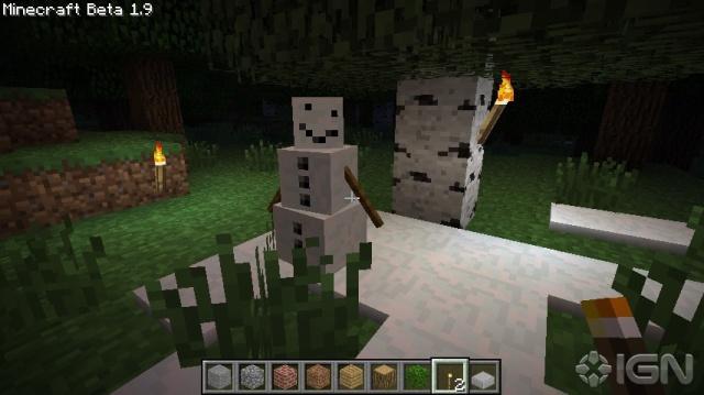Minecraft 1.2 Walkthrough