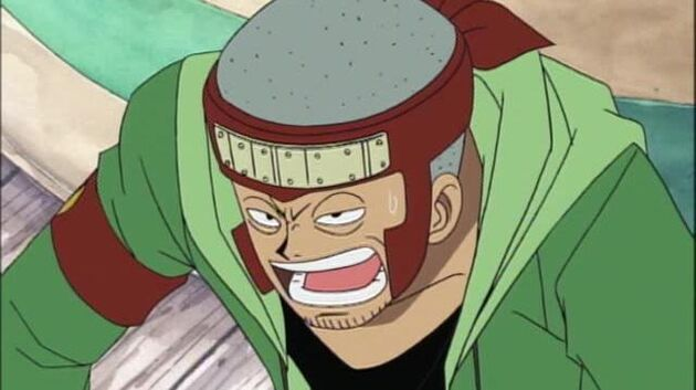 One Piece - Episode 31 - The Worst Man in the Eastern Seas! Fishman Pirate Arlong!