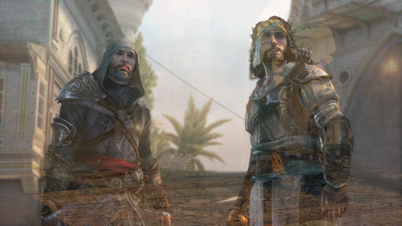 Assassin's Creed Revelations - Making Bombs