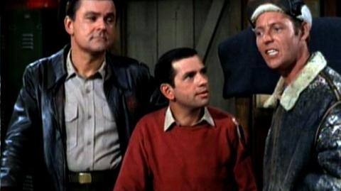 Hogan's Heroes The Komplete Series - Kommandant's Kollection (1965) - Clip Corporal LeBeau and Technical Sergeant Carter plan a trip to France
