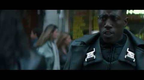 Blade - the real world