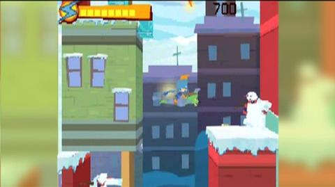 Johnny Test (VG) (2011) - Gameplay trailer