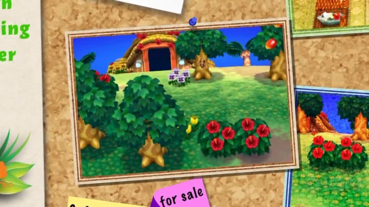 Animal Crossing New Leaf - Tourism Trailer