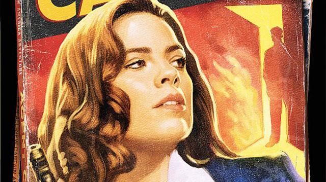 "Marvel One Shot Agent Carter - ""Action Peggy"" Clip"