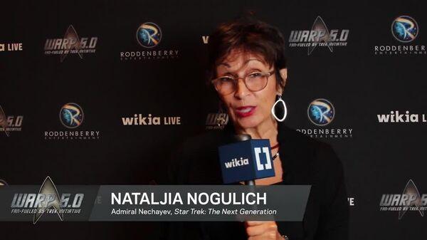 Star Trek Fan Census - Nataljia Nogulich