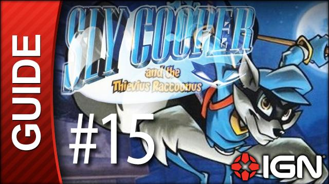 Sly Cooper Thievius Raccoonus Walkthrough - 15 Episode 2 Part 1 A Rocky Start
