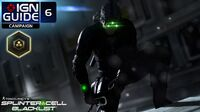 Splinter Cell Blacklist Perfectionist Walkthrough Part 6 - Abandoned Mill