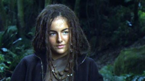 "10,000 B.C. (2008) - Interview Camilla Belle ""On the locations in the film"""