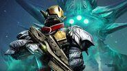 Destiny The Dark Below Walkthrough - The Fist of Crota