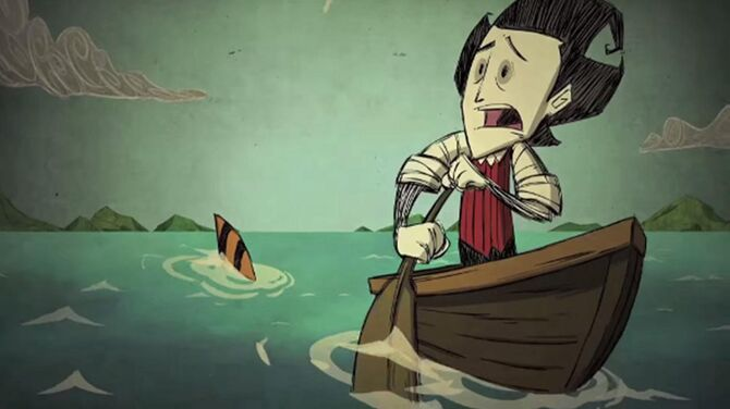 Don't Starve Shipwrecked - Official Announcement Trailer