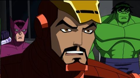 Marvel's The Avengers Earth's Mightiest Heroes Volume 5 (2012) - Clip Doom