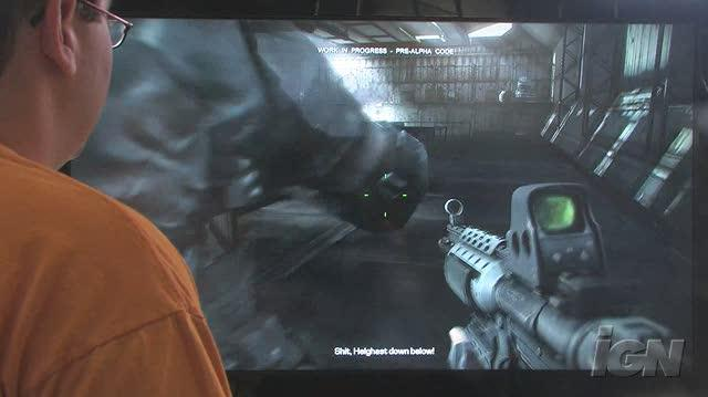 Killzone 2 PlayStation 3 Gameplay - Take Cover (Off Screen)