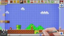 Mario Maker Trailer - E3 2014