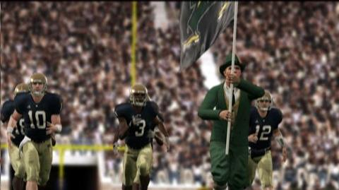 NCAA Football 11 (VG) (2010) - 120 ways to win trailer