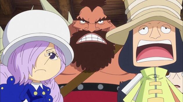 One Piece - Episode 648 - Making a Sortie! The Legendary Hero Usoland!