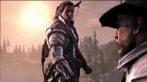Assassins Creed III (VG) (2012) - AnvilNext trailer