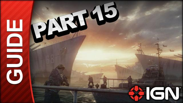 Call of Duty Black Ops Walkthrough - Part 15