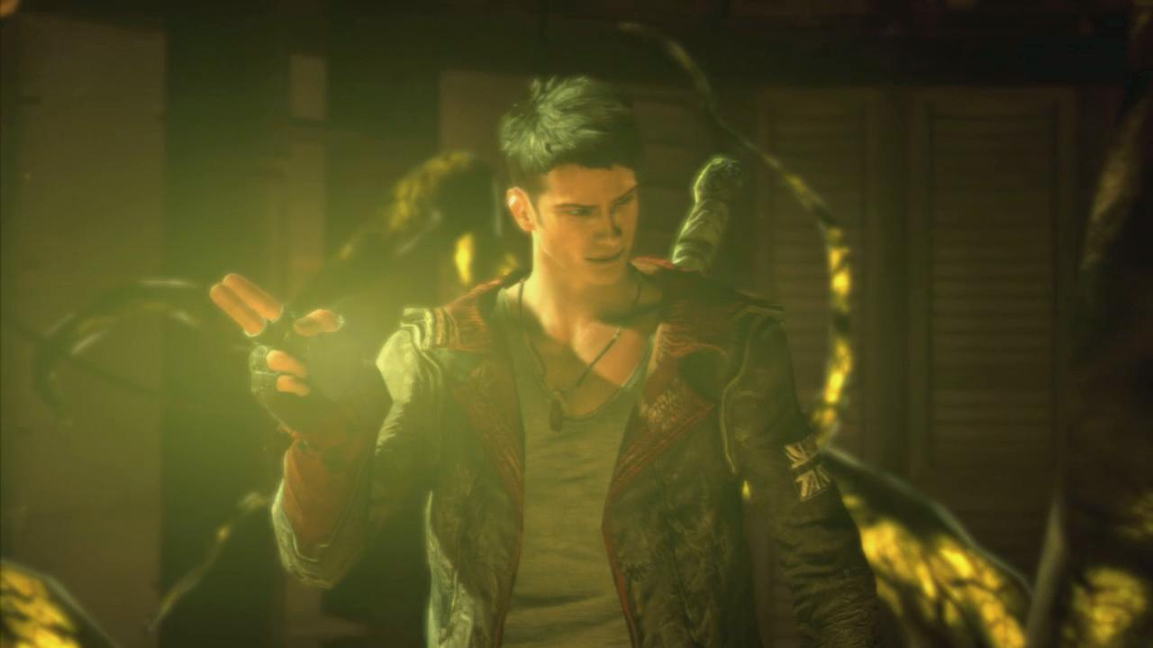 DmC - Dante On the Pipe - Gameplay