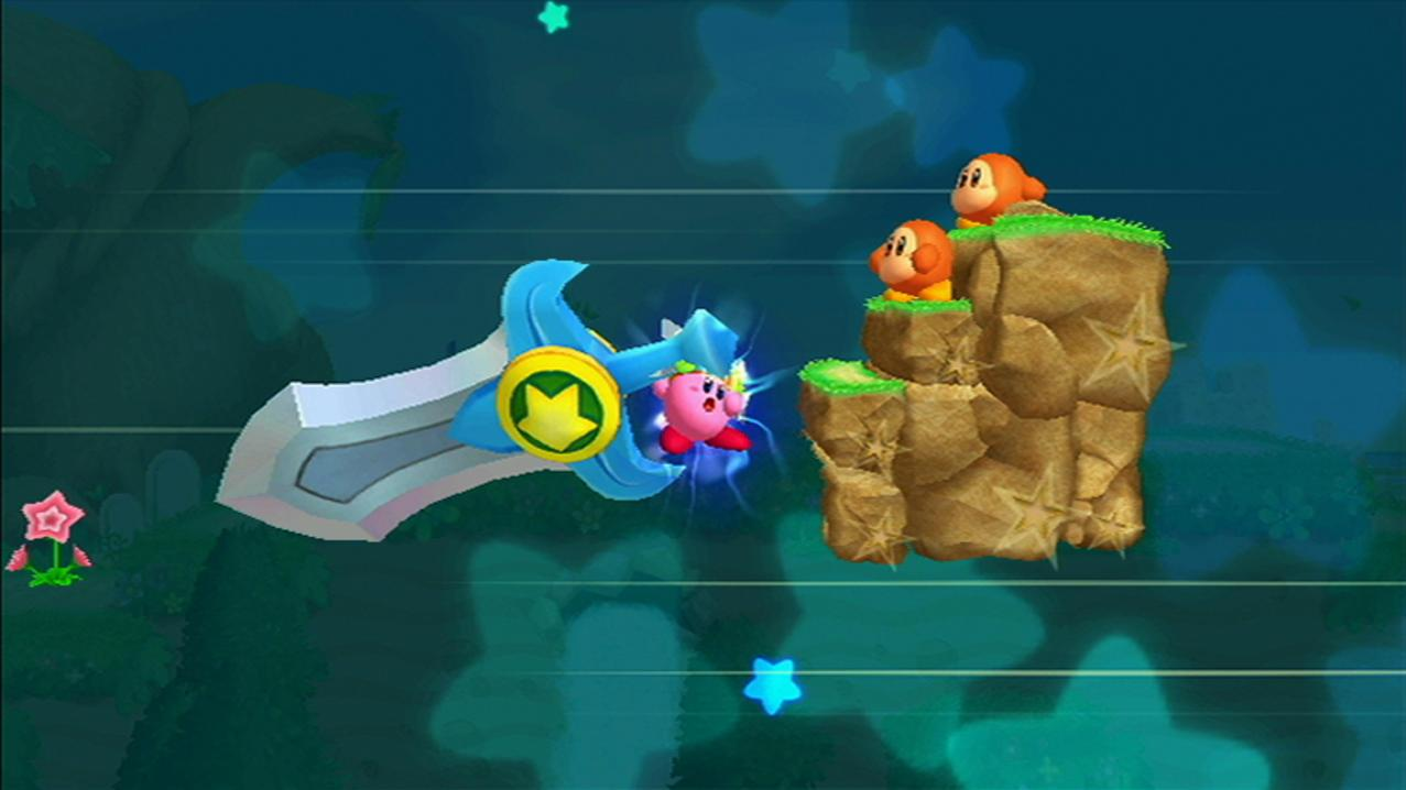 Kirby's Return to Dream Land - Trailer