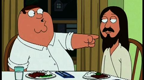 Family Guy The Best of Family Guy () - Clip Jesus