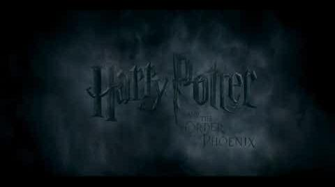 Harry Potter and the Order of the Phoenix - Main titles