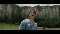 "The Maze Runner - ""Thomas"" Character Piece"