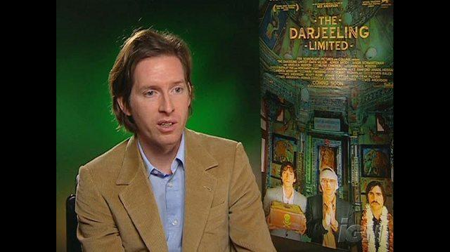 The Darjeeling Limited Movie Interview - Wes Anderson