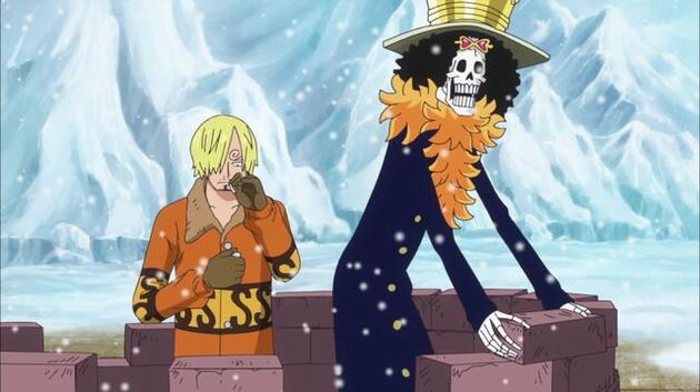 One Piece - Episode 622 - A Touching Reunion! Momonosuke and Kin'emon!