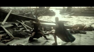 """300 Rise of an Empire - """"My answer is still no"""" Clip 2"""