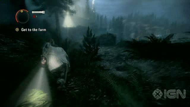 Alan Wake X360 - Walkthrough - Alan Wake - Nightmare Difficulty - Episode 4 - Separated