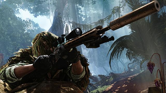 Sniper Ghost Warrior 2 - Ballistics and AI Tactics