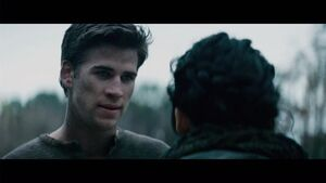 """The Hunger Games Catching Fire - """"I'm Staying"""" Clip 2"""