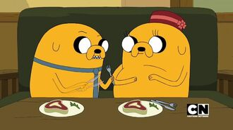 Adventure Time- Joshua and Margaret Clip