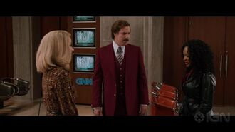 """Anchorman 2 - """"Touching Moment"""" Clip"""