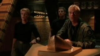 STARGATE SG-1 THE SERPENT'S VENOM