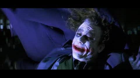 The Dark Knight - The Joker and the Batman