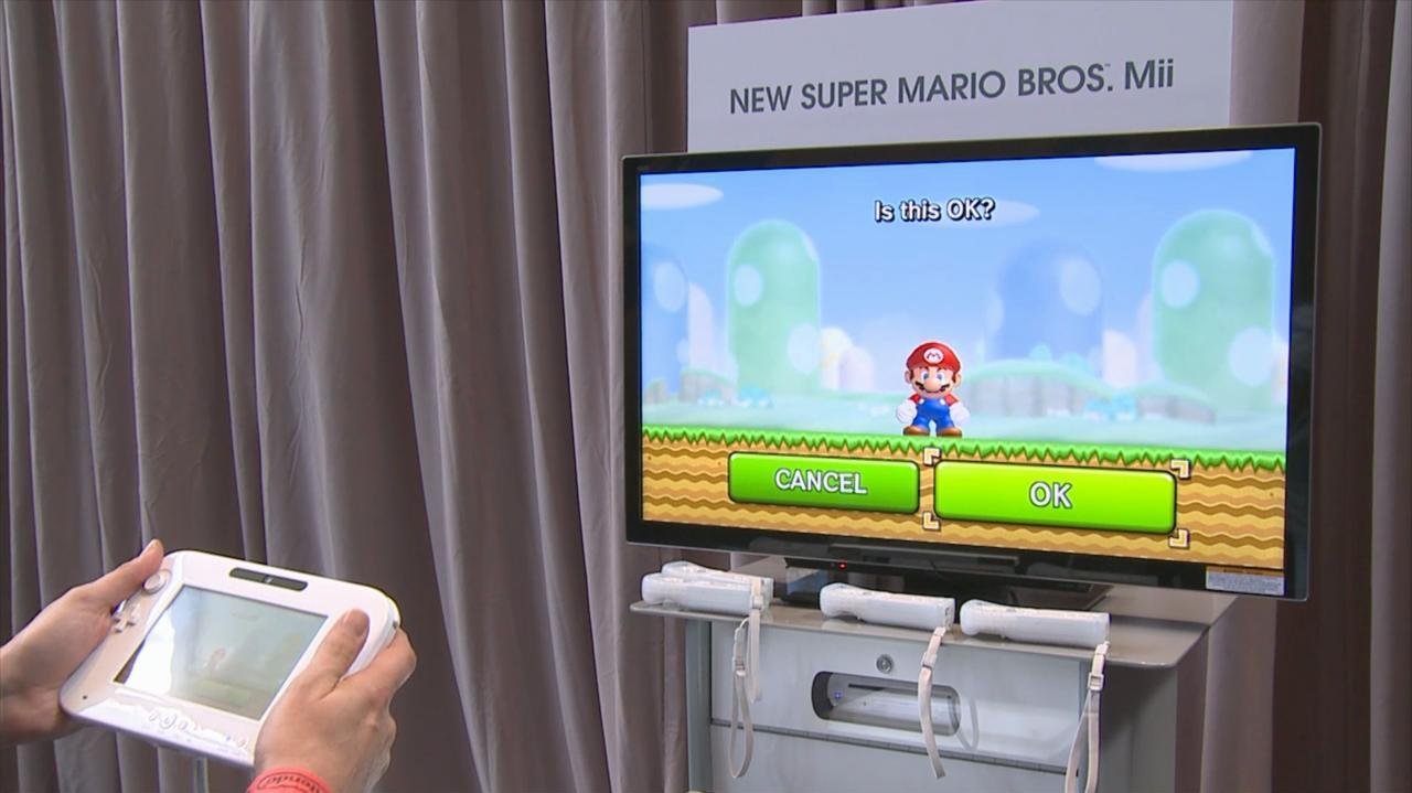 E3 2011 New Super Mario Bros